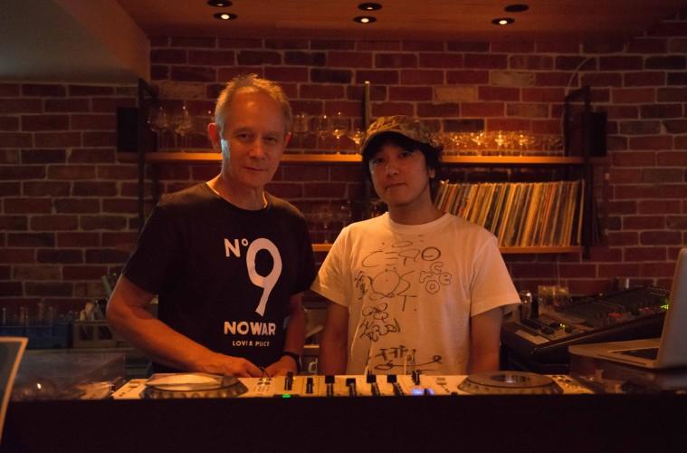 BNJF pre event vol.2 Pingpong DJ ピーター・バラカン×柳樂光隆