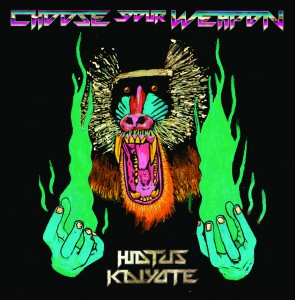 Cover_Choose Your Weapon_Hiatus Kaiyote